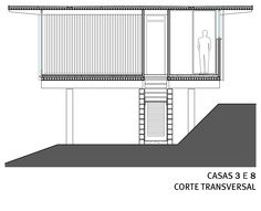 Vila Taguai,Casa 3,8 - Corte