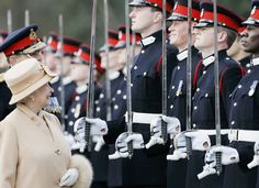 Prince Harry Queen Elizabeth Getty Images