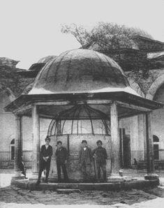 Selanik İlyas Peygamber Camii Bedesteni Thessaloniki, Istanbul, Gazebo, Taj Mahal, Greece, Ottoman, Places To Visit, Europe, Outdoor Structures
