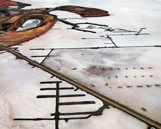 The essential elements of Edward Burtynsky – in pictures