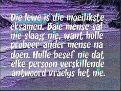 Afrikaans Quotes, Bible Quotes, Van, Wedding Cakes, Relationships, Inspiration, Wedding Gown Cakes, Biblical Inspiration, Cake Wedding