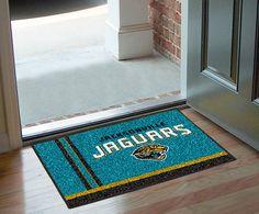 NFL Jacksonville Jaguars Uniform Inspired Starter Area Rug