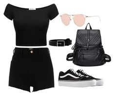 """""""74"""" by ddaisiee on Polyvore featuring River Island, Vans and rag & bone"""