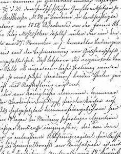 Pretty and old cursive writing (printable) - the use who uploaded this has other printables like this.
