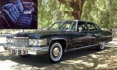 1974-76 Cadillac Fleetwood Brougham Talisman