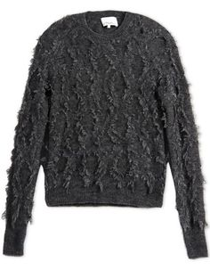 3.1 PHILLIP LIM Long Sleeve Sweater. #3.1philliplim #cloth #sweater