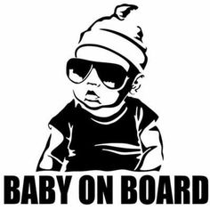 Cool Car Stickers, Window Stickers, Car Decals, Vinyl Decals, Racing Stickers, Car Window Decals, Character Design Challenge, Character Design Cartoon, Baby An Bord