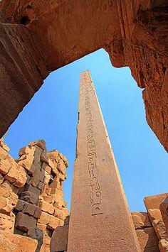 Karnak House of Worship