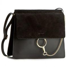 Kabelka CREOLE - K10312 Čierna Chloe, Shoulder Bag, Bags, Fashion, Luxury, Handbags, Moda, La Mode, Dime Bags