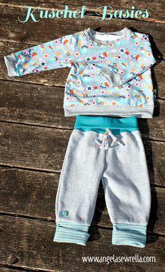 Kuschelbasics farbenmix Babykleidung_Baby_zwergenverpackung