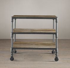 "Dutch Industrial 28"" Side Table"