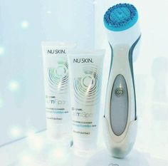 Smoother, softer, firmer, visibly cleaner, radiant skin and pour reduction Nu Skin, Beauty Box, Beauty Secrets, Best Skincare Products, Skin Products, Be Your Own Kind Of Beautiful, Radiant Skin, Facial Cleanser, Beauty Essentials