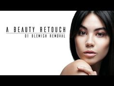 In this 8 part series on beauty retouching (link below to download image and follow along) we will be looking at: 01- Blemish Removal. Using the clone and he...