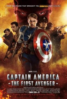 Captain America: The First Avenger (2011) - MovieMeter.nl
