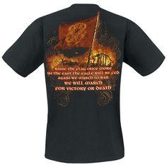 Victory Or Death por Amon Amarth  $19.99 (euros) Camiseta T-shirts Exclusivo en EMP Rock Mailorder España : La más grande venta por correo de Merchandising Oficial Musica Metal / Hard rock / Heavy / Ropa Gótica    / Militar/ Lolita & Punk Style ..de Europa!