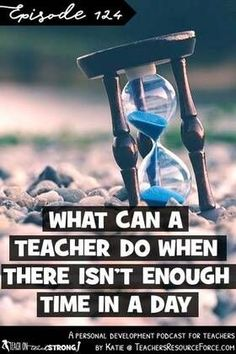 One of the biggest complaints us teachers have, is feeling like we don't have enough time to get our job done. It is phenomenal how much we are expected to do in one day, not including teaching the kids…! After School Routine, School Routines, Free Teaching Resources, Teaching Jobs, Teacher Quotes, Teacher Humor, School Direct, Good Time Management, Professor