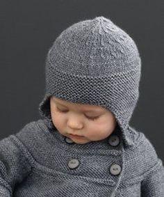 Trop amusants à faire l'un comme l'autre ! Ce charmant petit bonnet est un modèle de chez Phildar dans le journal n°37. Il y a...