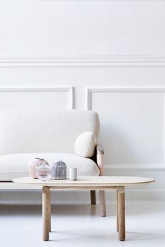 Savannah, designed by Monica Forster for the Danish brand Erik Jorgensen