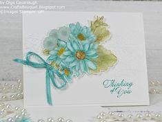 Crafts Bouquet: Stampin'UP! Heartfelt Blooms Card Set