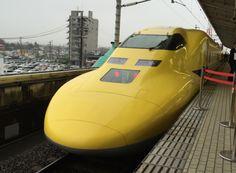【幸せの黄色い新幹線】ドクターイエローに乗車できる日帰り体験ツアーが、東海道新幹線開業50周年を記念して発売された