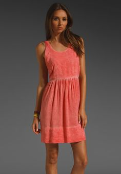 LOCAL CELEBRITY Topanga Dress in Coral at Revolve Clothing - Free Shipping!
