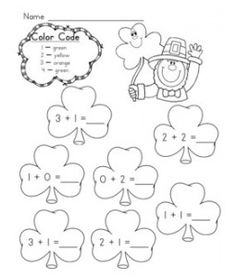 Kindergarten Adding Worksheet (3 levels for differentiation)