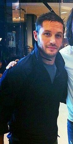 He always looks so good!