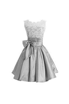 Custom Made Prom Dresses #CustomMadePromDresses, Silver Prom Dresses #SilverPromDresses, Prom Dresses Short #PromDressesShort, Prom Dresses 2018 #PromDresses2018