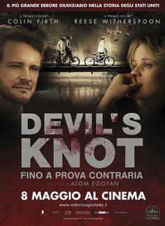 Devil's knot (USA 2013) - poster Italia