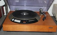 Vintage Denon DP-3000 Direct Drive Turntable Record Player in Electronics, Home Audio Stereos, Components, Record Players/Home Turntables | eBay