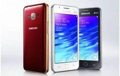 Olhar Digital: Samsung anuncia seu primeiro smartphone com Tizen