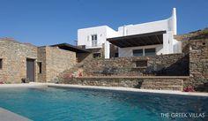 Tinos Luxury Villas, Tinos Villa Ostro, Cyclades, Greece