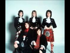 Bay City Rollers - I Only Want To Be With You 1974 I can sing along with this but I was never a fan was yhere someone called Woody?