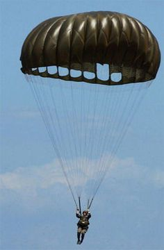 Luckily this US soldier landed safely after his reserve parachute accidentally deployed and he was sucked off the launching ramp of the plane and into the wild blue yonder.  It all goes to show that accidents can even happen to the experts, and in this case it was even caught on video.  Read more: http://www.digitaljournal.com/article/349866