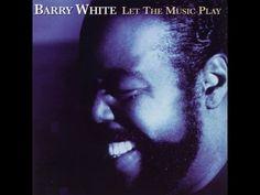 Barry White - Let The Music Play (Full Album) - YouTube