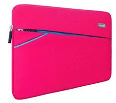 Lacdo Inch Waterproof Fabric Laptop Sleeve Case Bag Notebook Carrying Case for Apple MacBook Pro