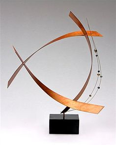 B: Cheryl Williams: Metal & Pearl Sculpture - Artful Home