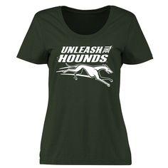Loyola Greyhounds Women's Alternate Logo One Classic Fit T-Shirt - Green