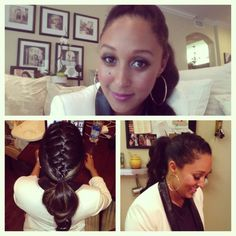 ummm... I NEED THIS HAIR STYLE ASAP..! please and thank you  lol Tamera Mowry