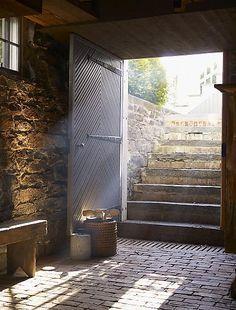 Wine cellar door; Steven Gambrel; detail: http://i1.exhibit-e.com/srgambrel/0e38f451.jpg