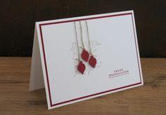 zeit-zum-basteln.de  - Weihnachtskarte Stampin Up - Weihnachtsminis