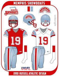 Football Uniforms, Sports Logos, Russell Athletic, Metallic Colors, Blue And Silver, Community, Soccer Uniforms