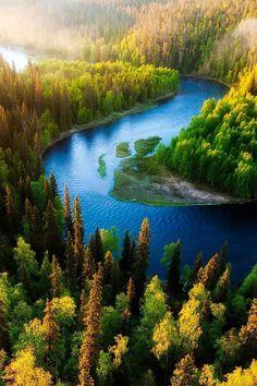"""lsleofskye: """" Oulanka National Park """""""