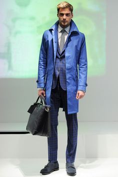 Hardy Amies Fall-Winter 2014 Men's Collection