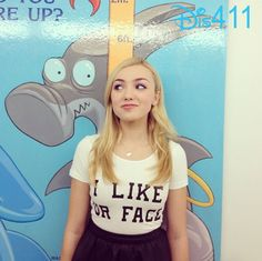 """See What Peyton List Has Learned About Friendship From Her """"Jessie"""" Character"""