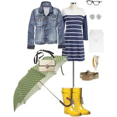 OOTD 3/24/12, created by jlcl119 on Polyvore