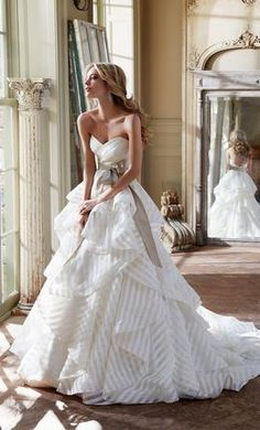 Hayley Paige Guindon (HP6315), find it on PreOwnedWeddingDresses.com