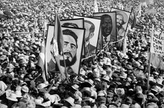 A celebration in Santiago de Cuba on July 26, 1964, the anniversary of the attack on the Moncada military barracks that started the Cuban revolution. Credit Grey Villet/The LIFE Images Collection, via Getty Images ... Fidel Castro, Cuban Revolutionary Who Defied U.S., Dies at 90 - The New York Times