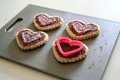 Valentine's Day Party Treats via tonyastaab.com #Valentines #Chocolate #Hearts #Sweet #Love #Cute #Yum
