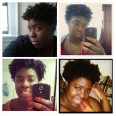 My natural hair journey taught me self-acceptance